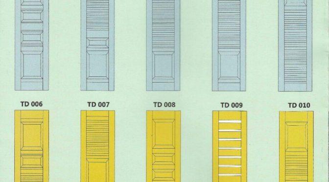 pintu garasi besi treesdoor