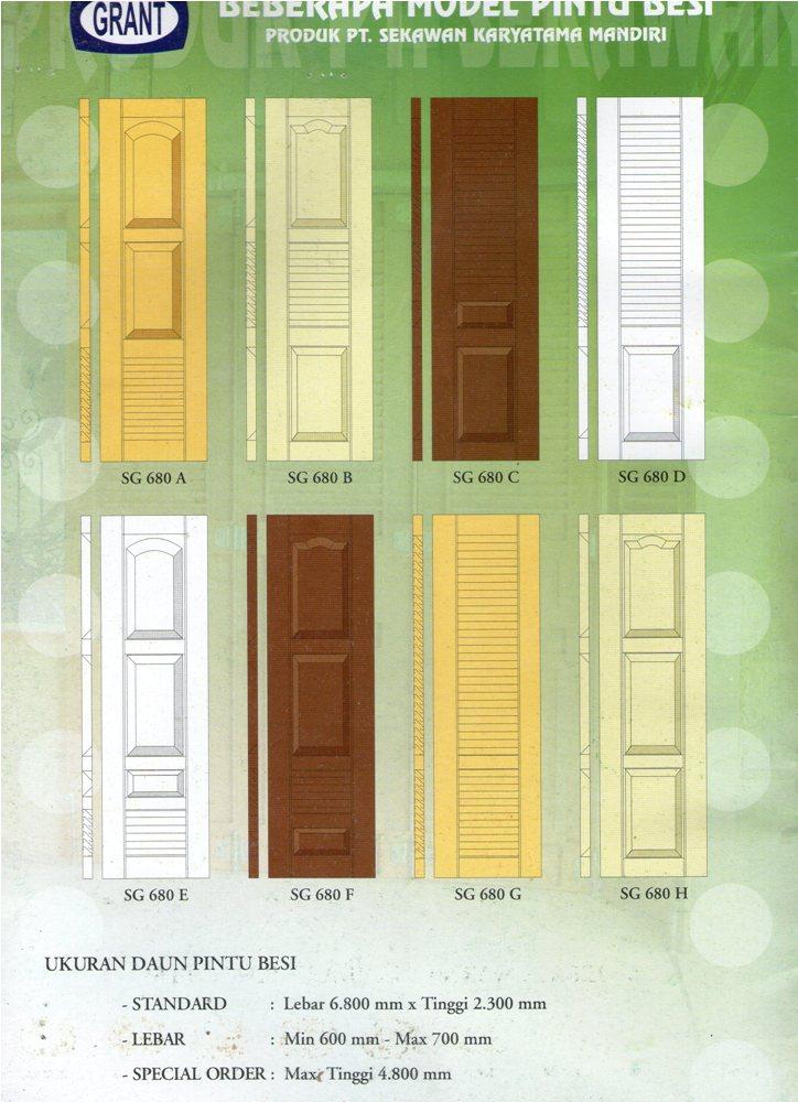 pintu garasi grant